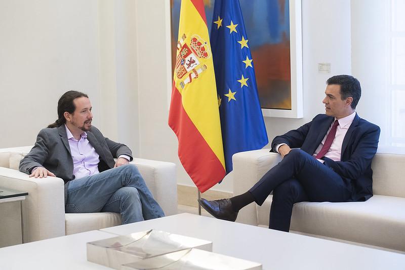 Imagen de La Moncloa. Gobierno de España https://www.flickr.com/photos/lamoncloa_gob_es/47745462802 Imagen no modificada.